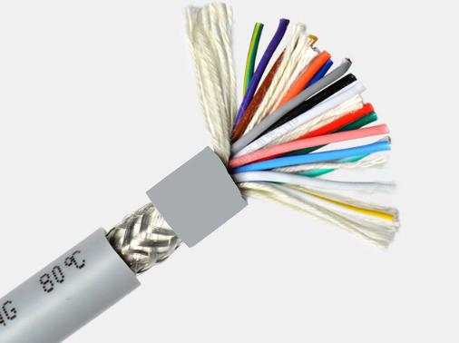 SP-PVC 570 UL2464 1000萬次PVC高柔性控制拖鏈電線
