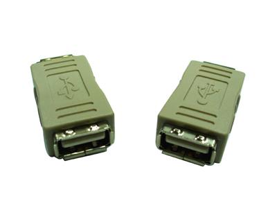 轉接頭 USB A母 to A母